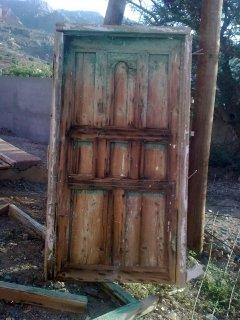 باب الخوخ قديم جدا