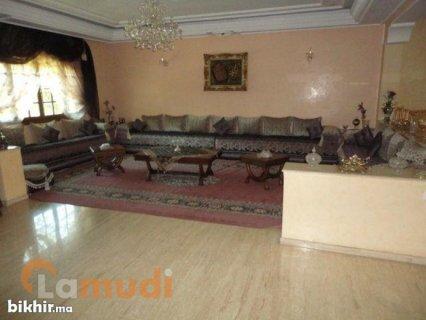 villa a vendre a casanershor   sidi maarouf