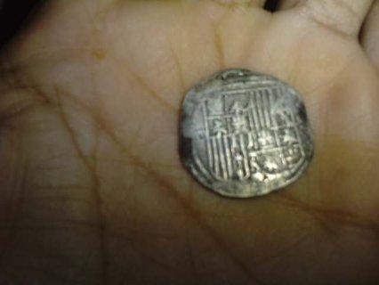 قطعة نقدية رومانية قديمة
