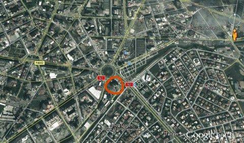 أرض 5000 متر وسط المدينة لبناء عمارات سكنية و تجارية