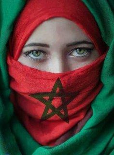 مغربية وشاعرة متالقة