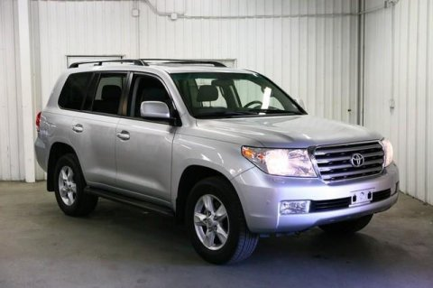 2011 Toyota Land Cruiser Used Farely