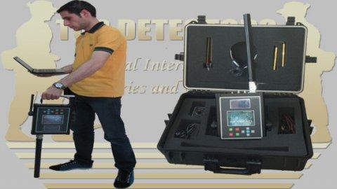 GPR X3 Ultra لكشف الدهب