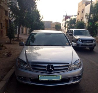 Mercedes Benz C220 MODEL 2010 Dédouanée 2013
