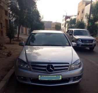 Mercedes Benz C220 MODEL 2010 Dédouanée 2013