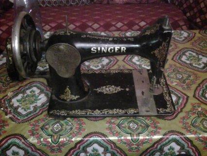 ماكينة سنجر القديمة ,تدهب إشارات  الهاتف  لمدة أربع دقائق  !!