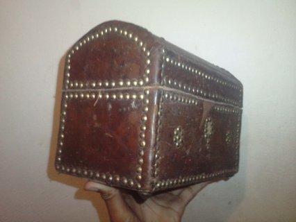 صندوق خشبي مغربي  قديم جدا