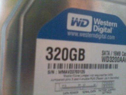 disc dur 320 GB