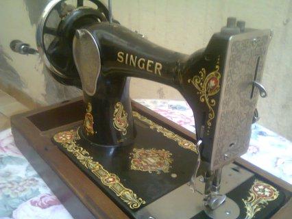 الة خياطة سانجير قديمة