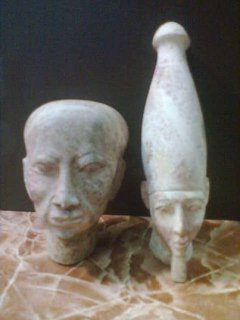 تحف انتيكات فرعونيه  هاي كوبي