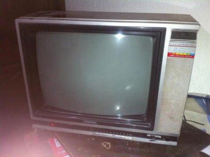تلفاز توشيبا  الخشبي