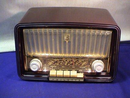 Ancien Radio Philips