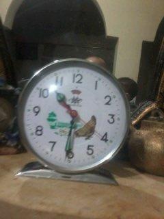 ساعة ديك قديمة