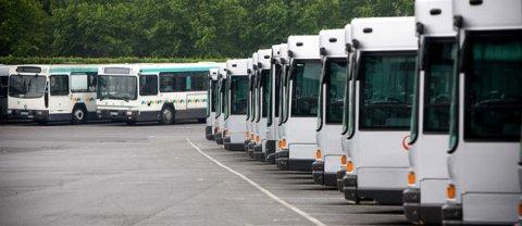 chauffeur de bus