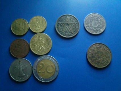 اريد بيع نقود قديمة