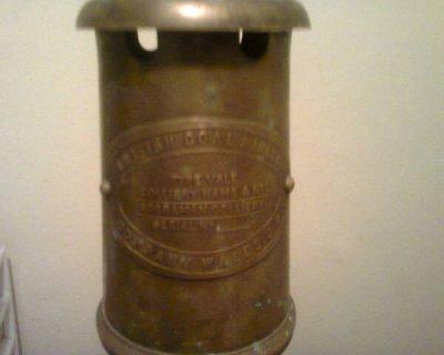 مصباح المناجم قديم