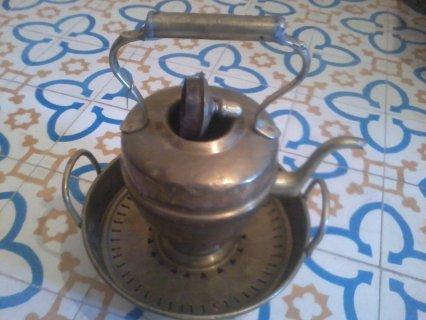 مقراج ومغسل من النحاس تحفة قديمة