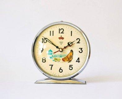 ساعة ميكانيكية