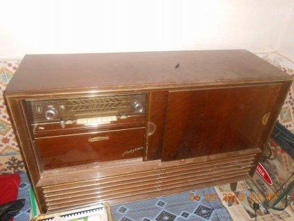 poste recepteur Radio TELEFUNKEN GERMANY des anneés 1950 son poi