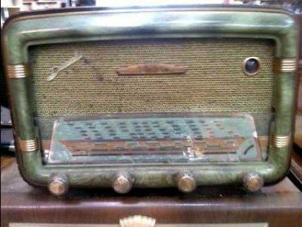 DUCASTEL poste radio
