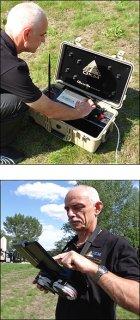جهاز كشف المياه والآبار الجوفية
