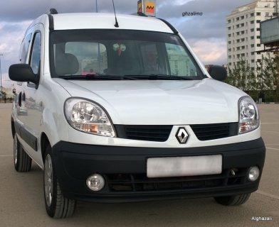 Renault Kangoo Diesel Vitrée Confort comme neuf -2012