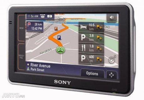 Sony GPS