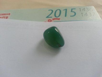 حجر كريم  يمكن ان يكون زمرد