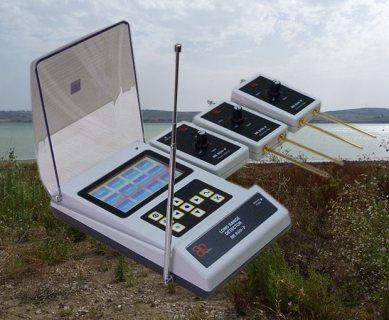 اجهزة كشف وتنقيب عن الذهب والدفائن تحت الارض BR 800 _P