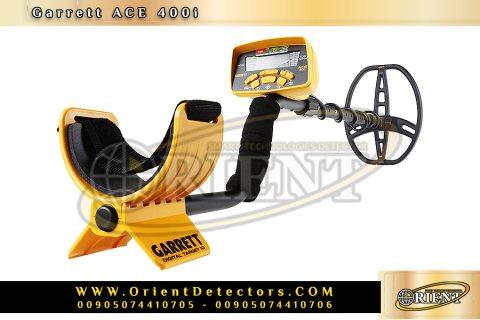 جهاز كشف الذهب والعملات النقدية  Garrett ACE 400i