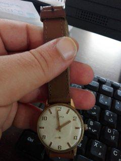 ساعة قديمة DOGMA 3371  MADE SWISS INOX
