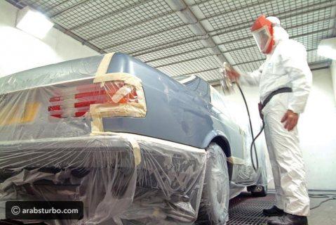 مطلوب فنيين إصلاح و صباغة هياكل السيارات للعمل بدولة قطر