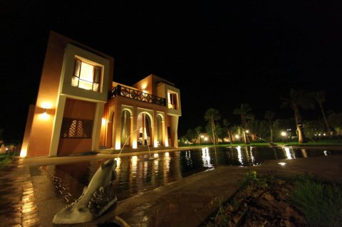 فيلا 4 غرف ماستر مراكش