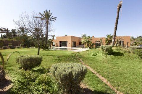 فيلا6 غرف للشباب مراكش