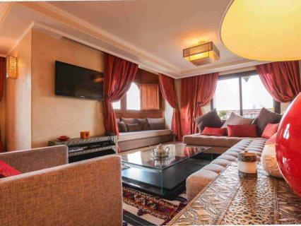 villa au 740m2marrakech