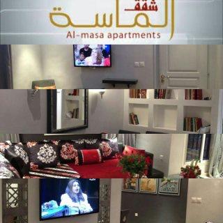 شقة فاخرة و مجهزة بالمعاريف الأميرات