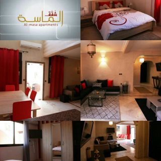 شقة آمنة و فاخرة بوسط المعاريف الدار البيضاء