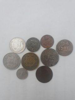 سلام عليكم لدي عدة عملات قديمة معدنية وفضية.