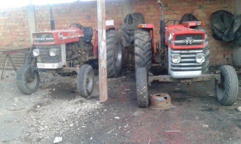 tracteur 165
