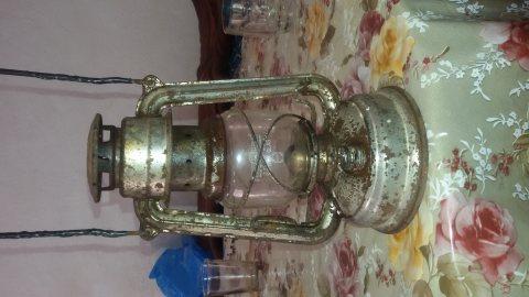 مصباح قديم الماني Nier feuerhand Original