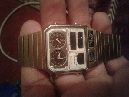 ساعة citizen قديمة