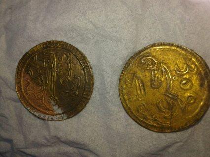50 عملة ذهبية :  المرابطين  سنة 554 هجرية