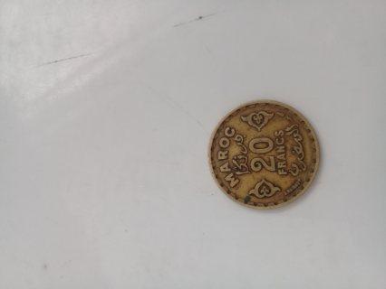 عملة مغربية 1371