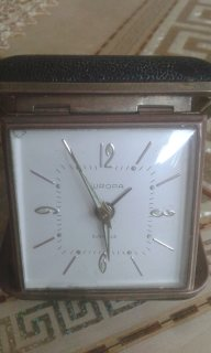 ساعة المانية قديمة