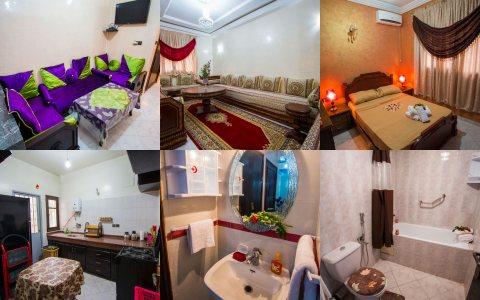 شقة مجهزة للايجار اليومي ، فاس المغرب