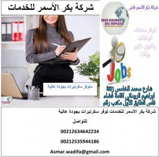 شركة الاسمر للتوظيف بدول الخليج