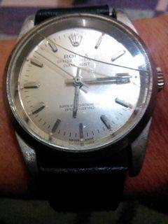 ساعة رولكس قديمة صنع سويسري RELEX