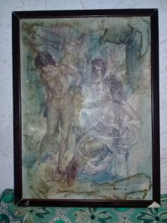 GIOVANNI Old Painting