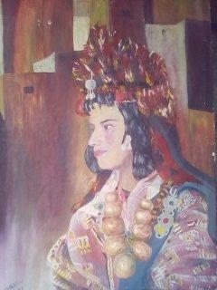 بيع لوحة قدية