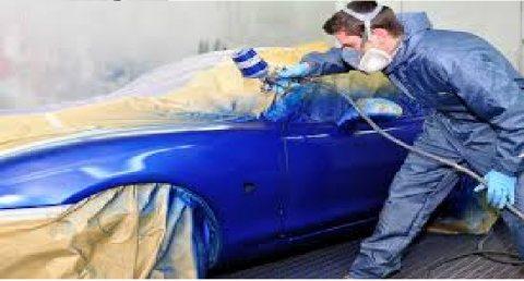 متوفر لدينا من المغرب صباغين سيارات جاهزين للعمل بدول الخليج